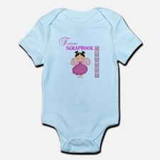 Future Scrapbook Layout (Asian Fairy) Infant Bodys