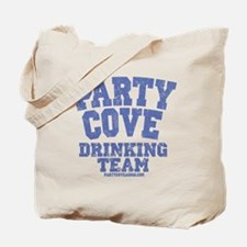 Party Cove-Drinking Team Tote Bag