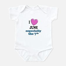 PH 7/7 Infant Bodysuit