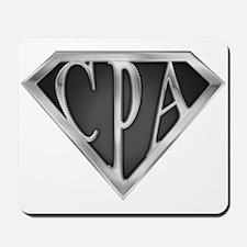 Super CPA - Metal Mousepad