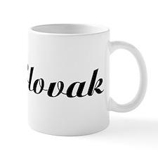 Classic Slovak Mug
