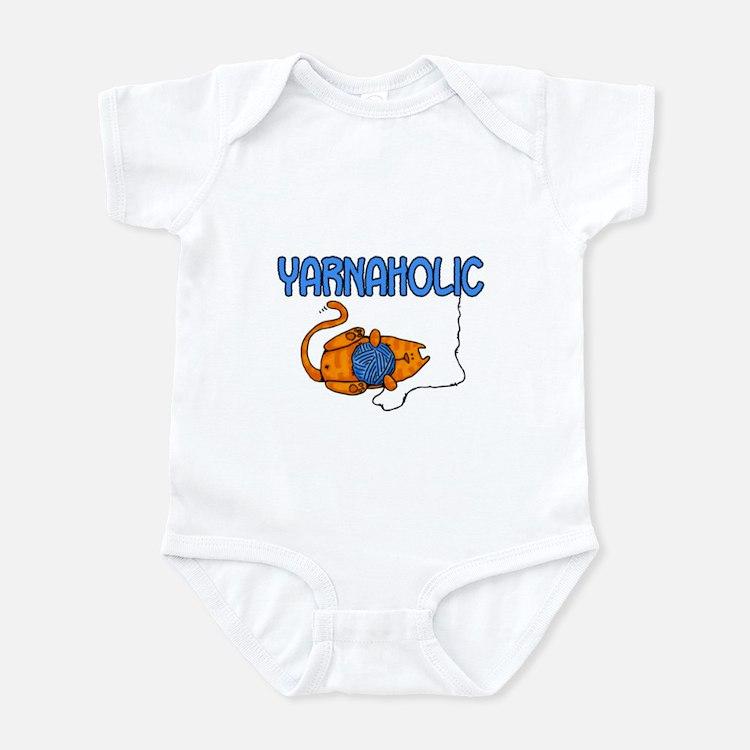 yarnaholic Infant Bodysuit