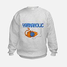 yarnaholic Sweatshirt