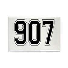 907 Rectangle Magnet