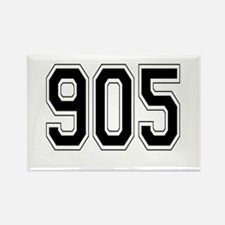 905 Rectangle Magnet