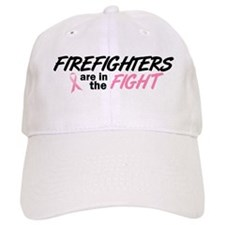 Firefighters In The Fight Baseball Cap