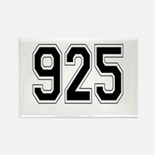 925 Rectangle Magnet