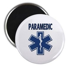 Paramedic EMS Magnet
