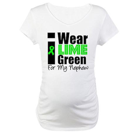Lymphoma (Nephew) Maternity T-Shirt