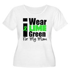 I Wear Lime Green For My Mom T-Shirt