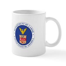 DEPARTMENT-OF-LABOR-SEAL Mug
