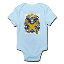 Wade Family Crest Infant Creeper