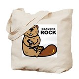 Beavers Canvas Bags