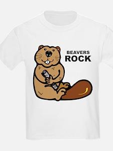 Beavers Rock T-Shirt