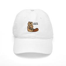 Beavers Rock Baseball Cap