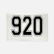 920 Rectangle Magnet