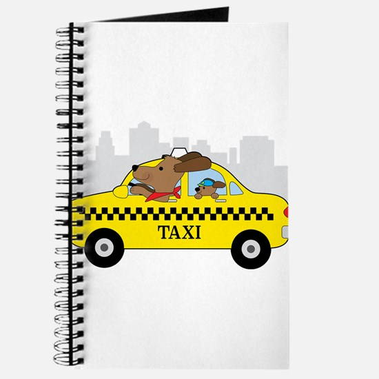 New York Taxi Dog Journal