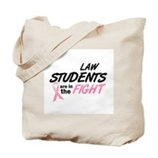Law Students In The Fight Tote Bag
