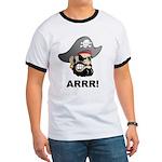Arr Pirate Ringer T