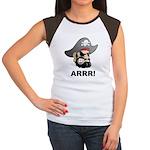 Arr Pirate Women's Cap Sleeve T-Shirt