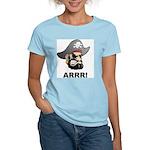Arr Pirate Women's Light T-Shirt