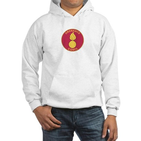 ORDNANCE-CORPS Hooded Sweatshirt