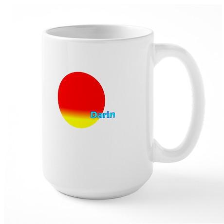 Darin Large Mug