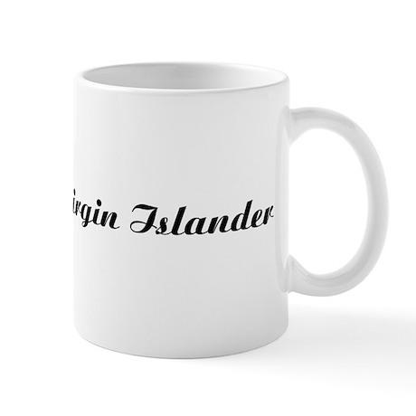 Classic British Virgin Island Mug