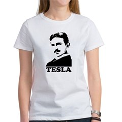 Tesla Women's T-Shirt