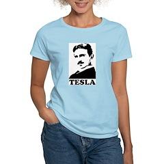 Tesla Women's Light T-Shirt