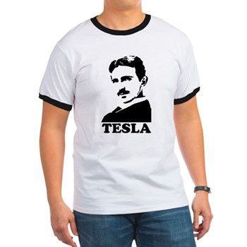 Tesla Ringer T | Gifts For A Geek | Geek T-Shirts