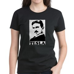 Tesla Women's Dark T-Shirt
