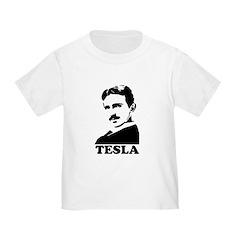 Tesla Toddler T-Shirt