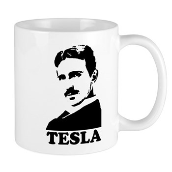 Tesla Mug | Gifts For A Geek | Geek T-Shirts