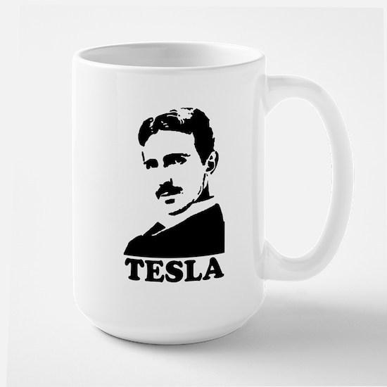 Tesla Large Mug