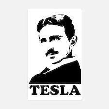 Tesla Rectangle Decal