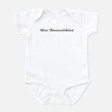 Classic New Brunswickian Infant Bodysuit
