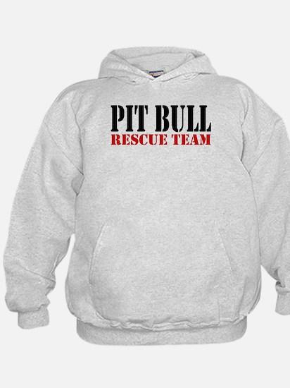 PitBull Rescue Team Hoody