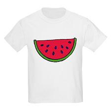 Juicy watermelon slice Kids T-Shirt