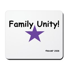 Family Unity! Mousepad by MAMP Creations
