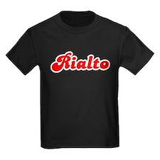 Retro Rialto (Red) T