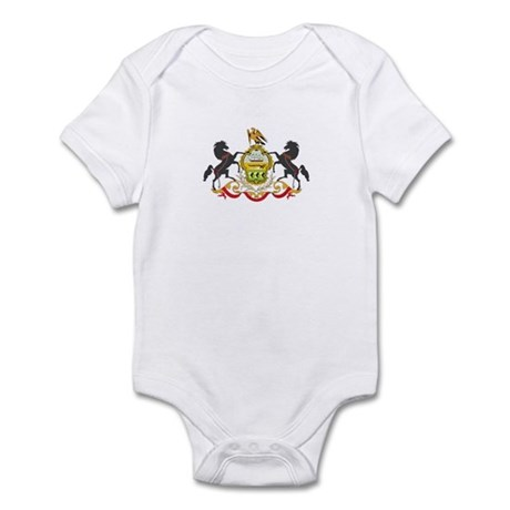 PENNSYLVANIA-COA Infant Bodysuit