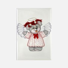 LITTLE ANGEL 3 Rectangle Magnet