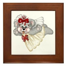 LITTLE ANGEL 4 Framed Tile