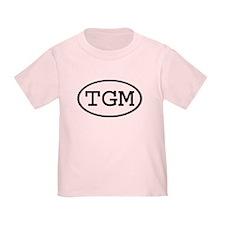 TGM Oval T