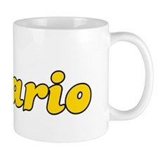 Retro Dario (Gold) Mug