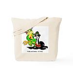 US Navy Freddy & Sammy Tote Bag