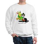 US Navy Freddy & Sammy (Front) Sweatshirt