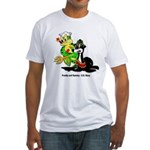 US Navy Freddy & Sammy Fitted T-Shirt