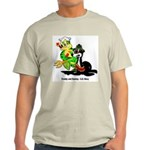 US Navy Freddy & Sammy Ash Grey T-Shirt